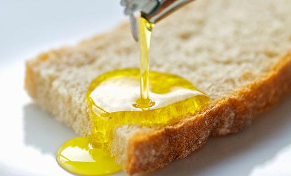 Composizioni e Valori nutrizionali dell' olio di oliva